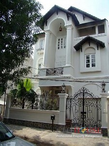 Villa for rent District 2,  on