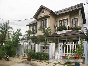 Villa for rent in Tan Binh,