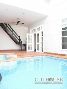 Villa for rent in Thao Dien Area in Dist 2, 320sqm, fully furnished, swimming pool,$1400