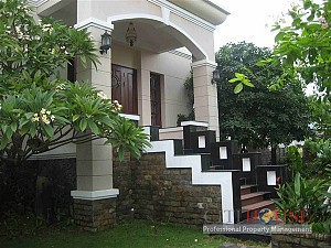 Villa in Thao Dien for rent Dist 2, Swimming, Garden, 530 sqm, $3500