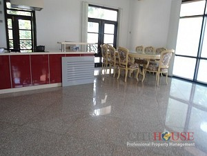 Villa in Thao Dien for rent, Dist 2, 4 beds, 700 sqm, furnished, $2400