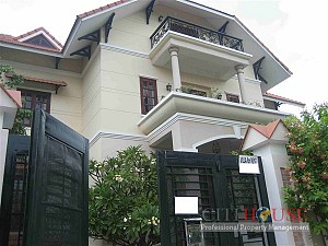 Villa in Thao Dien for rent