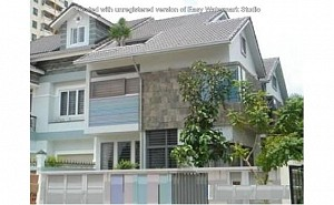 Villa in Thao Dien Ward for