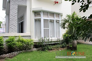 Villa My Phu for lease in