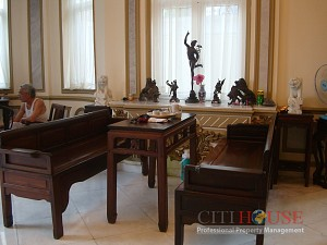 Villa Thien Que for Lease in