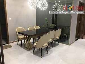 Vinhomes Central Park apartment for rent in Nguyen Huu Canh street, closed to District 1