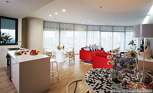 Vinhomes Central Park for rent, 4 beds, Spacious and Comfortable