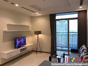 Vinhomes Serviced apartment