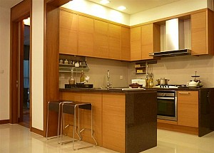 Xi Riverview Apartment for Rent in Dist 2, Modern design, 185 sqm, $1750