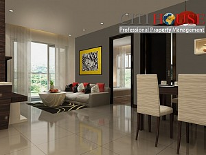 Xi Grand Court apartment for