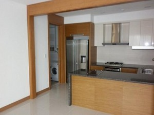 Xi riverview apartment for rent in District 2, unfurnished, river view, 186 sqm, $1650