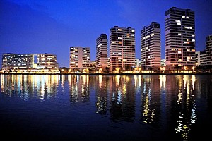Xi riverview Place Apartment for rent, Nice river view, 186 sqm, $1800